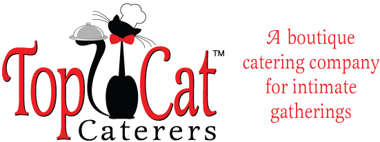 Top Cat Caterers - Top Cat Caterers offers personalized, creative, small-event catering services, wine tasting parties as well as wine and cheese/food pairing events, and cooking classes.